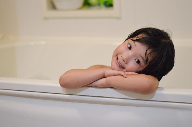 同居でお風呂も共有。子供との入浴は義両親も巻き込んでしまおう!