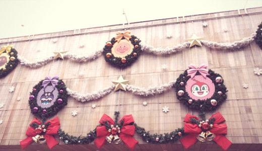 仙台アンパンマンミュージアム&モールは1歳で歩けるようになってからがオススメ