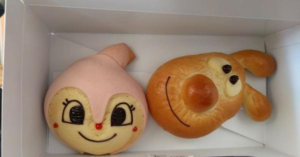 仙台アンパンマンミュージアムジャムおじさんのパン工場