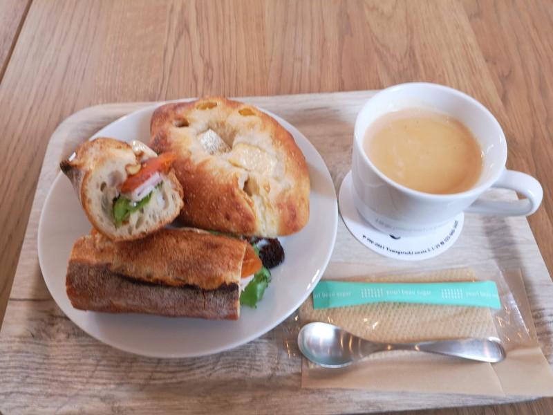 アンドマークカフェのサンドウィッチ04