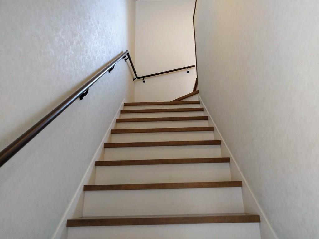 ボーションドブレの階段