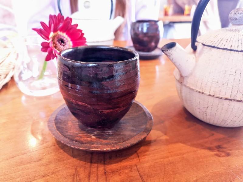 アンソレイユのお茶