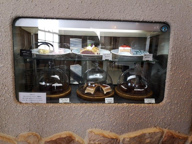 アンソレイユのケーキ3