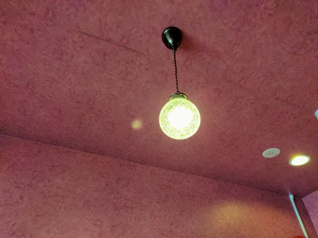 山形マルシェカフェの部屋