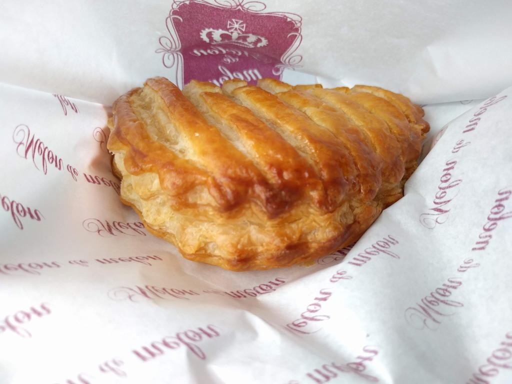 メロンドゥメロンのアップルパイ