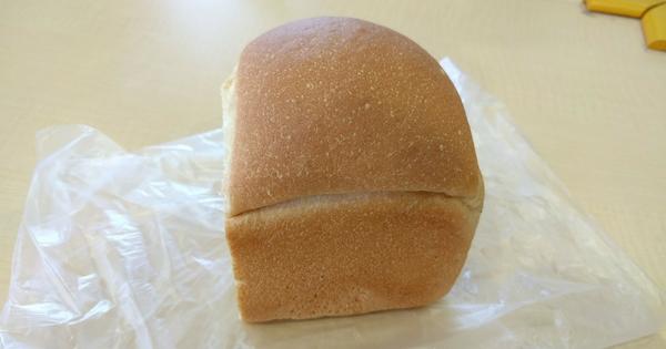 ナオパンダの食パン