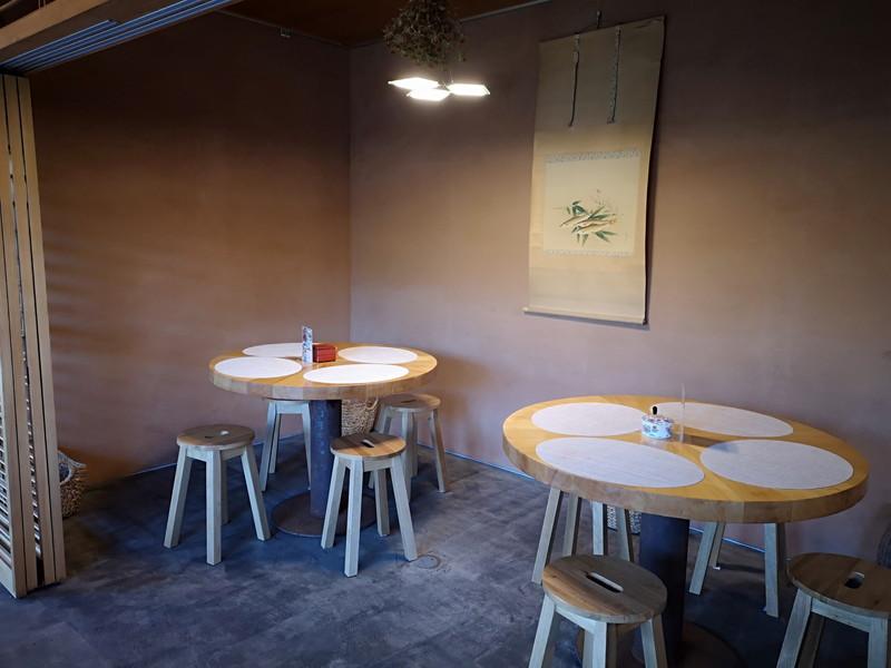 庭園喫茶 錦の店内01