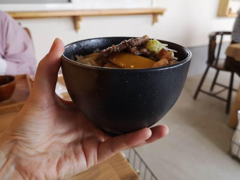 農haco(ノハコ)のステーキ丼