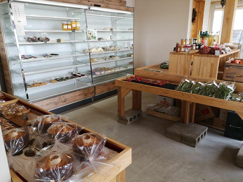 農haco(ノハコ)の店内4