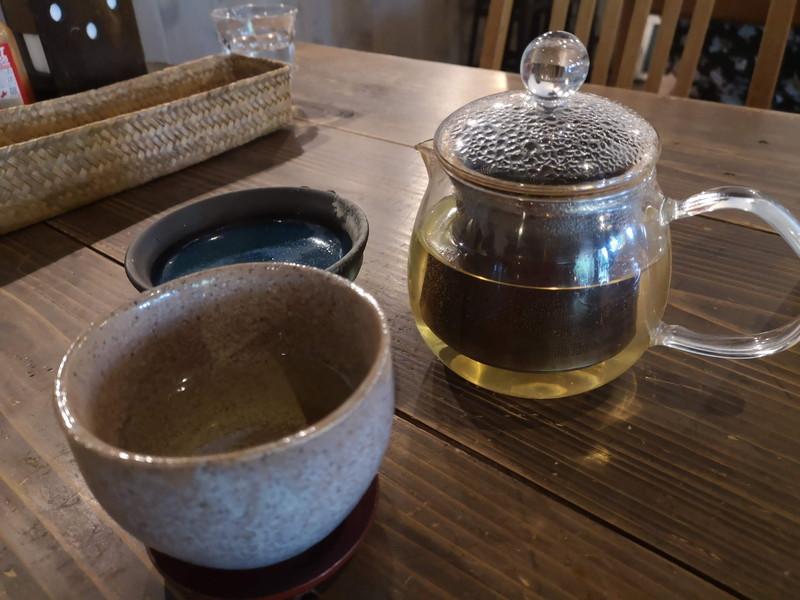 音茶屋の中国茶