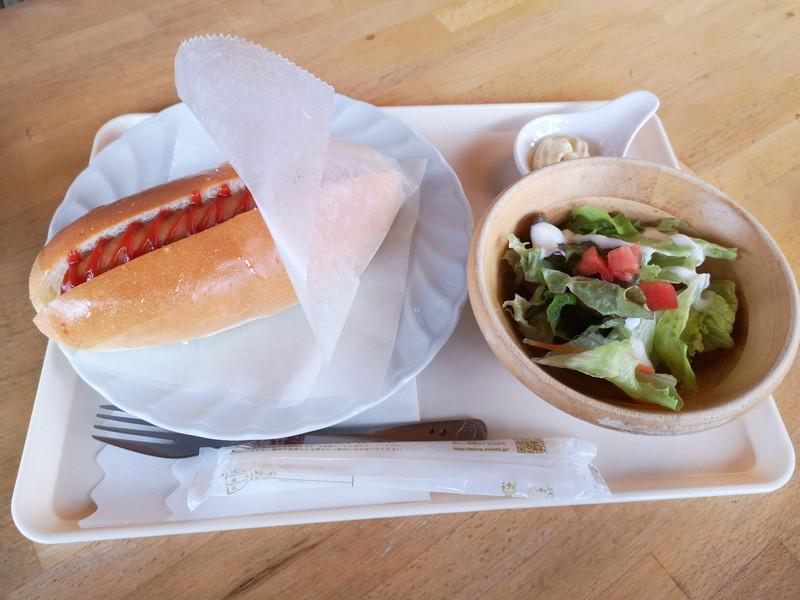 サンドイッチハウスのパン01