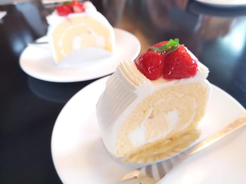 ガーデンカフェのケーキ2