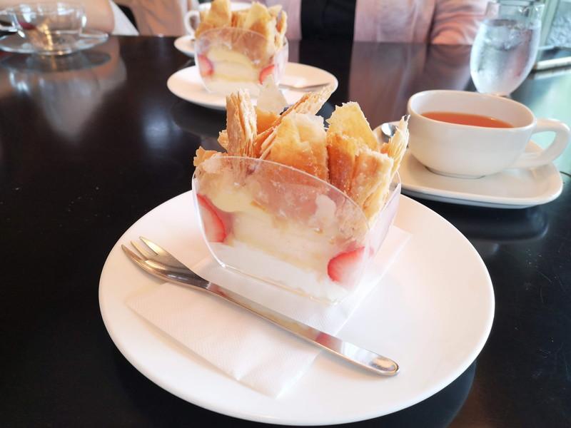 ガーデンカフェのケーキ3