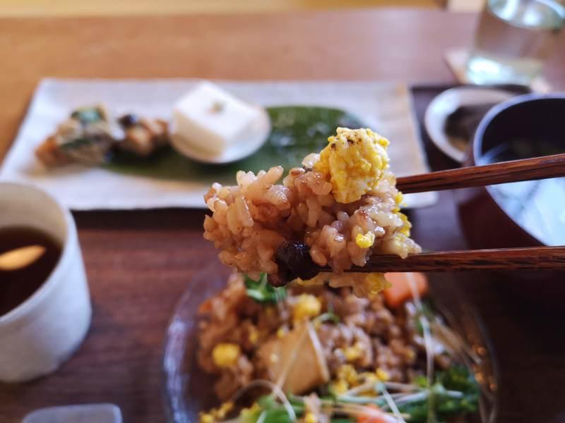厩戸(うまやど)の酵素玄米ごはん